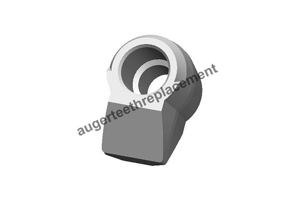 C4-U43H tooth holders for Rock Augers