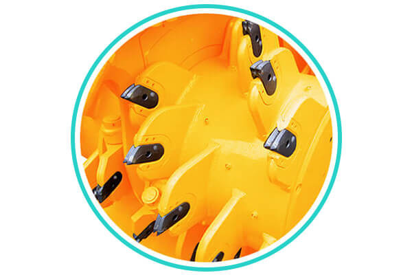 Drilling Tools For Diaphragm Walls